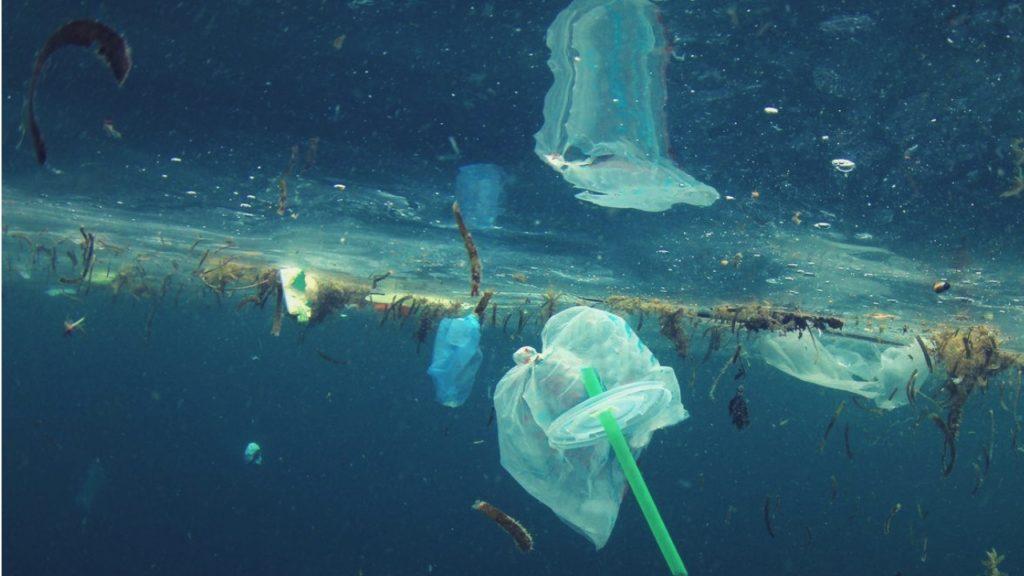 plastik v okeane