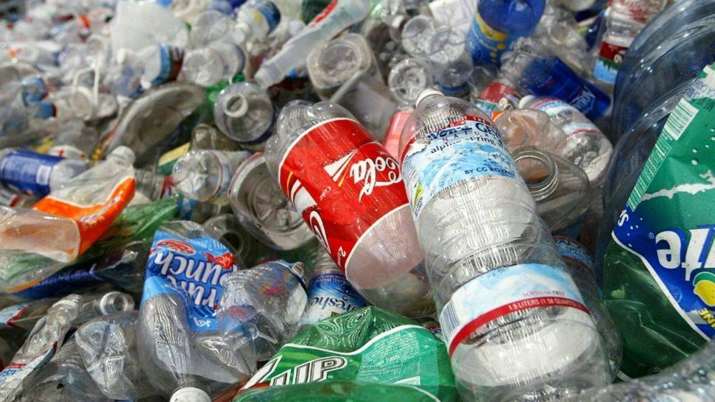 plastik butilki